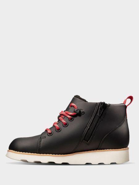 Ботинки детские Clarks Crown Tor K OK2254 размеры обуви, 2017