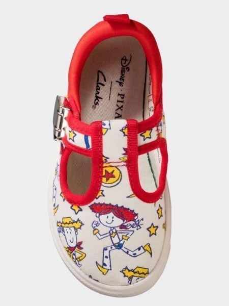 Полуботинки для детей Clarks City Sheriff T OK2270 брендовая обувь, 2017