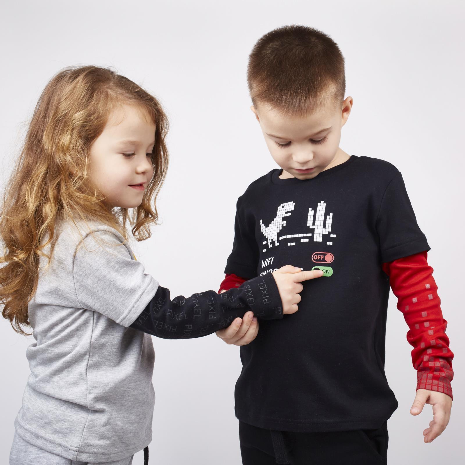Реглан детские O! Kids Clothing модель OKC~96327-2 , 2017