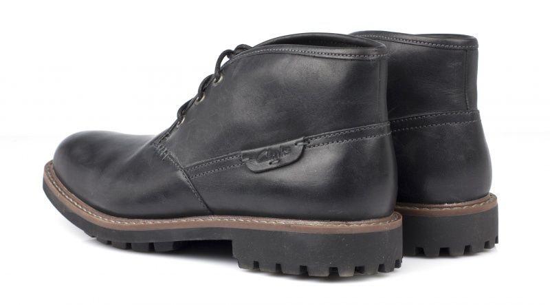 Clarks Ботинки  модель OM1783 размерная сетка обуви, 2017