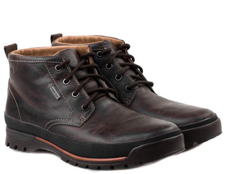 Clarks Ботинки  модель OM1979 приобрести, 2017
