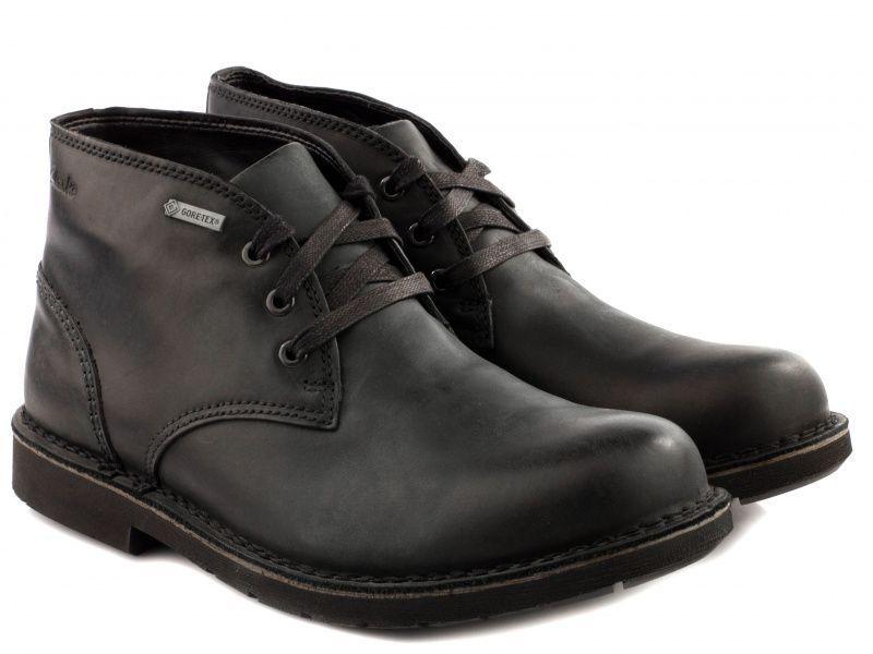 Купить Ботинки модель OM2255, Clarks, Черный