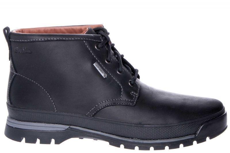 Купить Ботинки мужские Clarks Narly Hill GTX OM2279, Черный