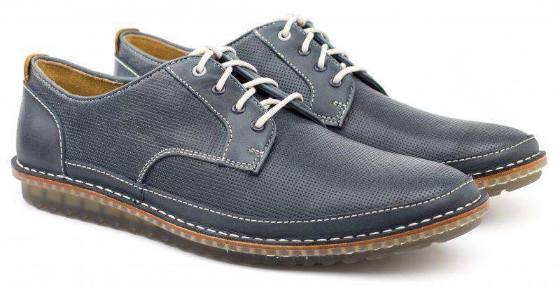 Clarks Полуботинки  модель OM2337 размерная сетка обуви, 2017