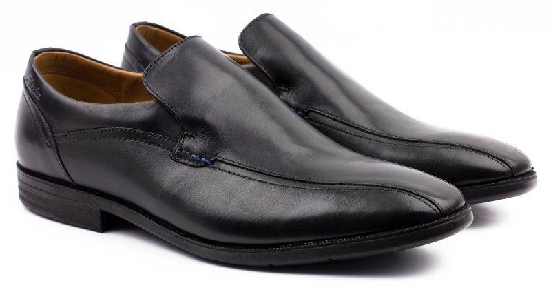 Туфли мужские Clarks Glenrise Step OM2350 размерная сетка обуви, 2017