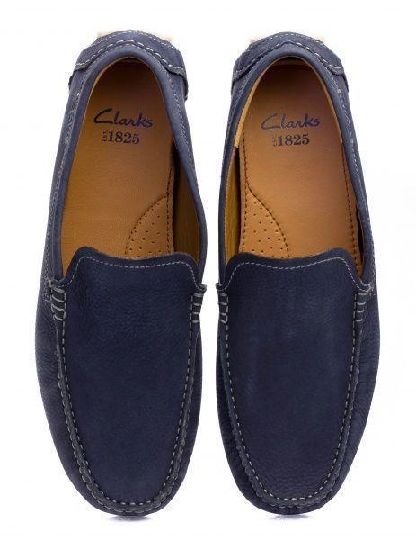 Туфли для мужчин Clarks Davont Drive OM2354 купить в Интертоп, 2017