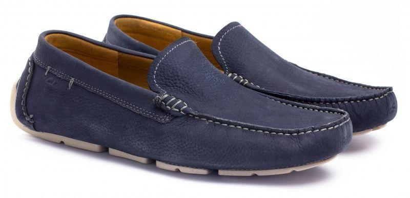 Туфли для мужчин Clarks Davont Drive OM2354 купить обувь, 2017