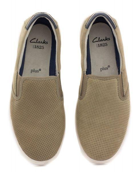 Clarks Cлипоны  модель OM2361, фото, intertop
