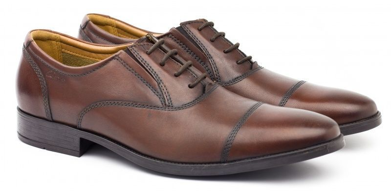Clarks Туфли  модель OM2371 цена обуви, 2017