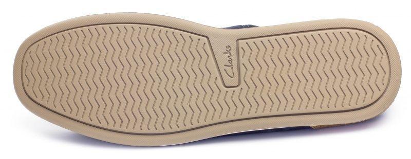 Clarks Cлипоны  модель OM2373 купить в Интертоп, 2017