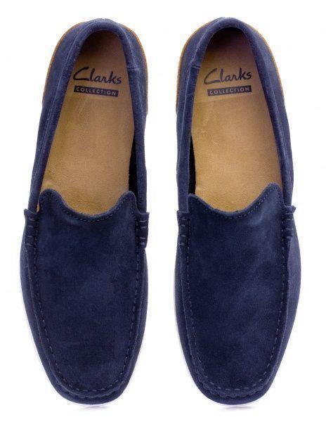 Clarks Cлипоны  модель OM2373, фото, intertop