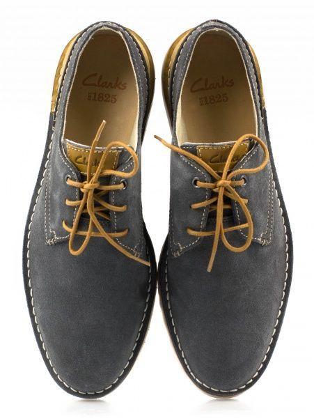 Туфли для мужчин Clarks Hinton Fly OM2409 смотреть, 2017