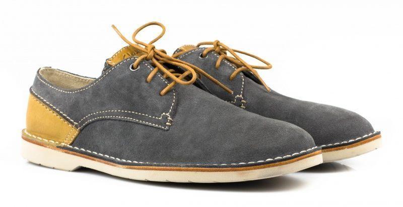 Туфли для мужчин Clarks Hinton Fly OM2409 размерная сетка обуви, 2017