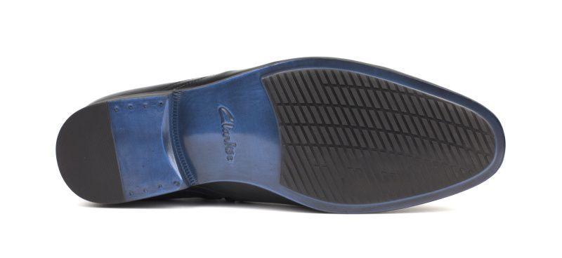 Ботинки мужские Clarks Banfield Zip OM2439 купить, 2017