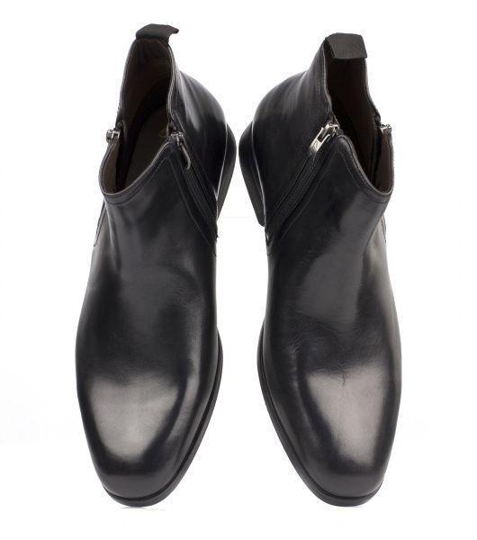 Ботинки мужские Clarks Banfield Zip OM2439 примерка, 2017