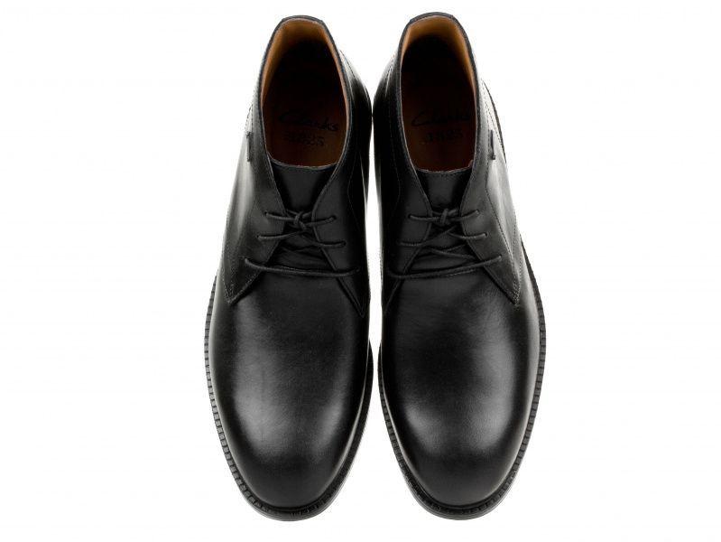 Ботинки для мужчин Clarks Chilver Hi GTX OM2440 купить, 2017