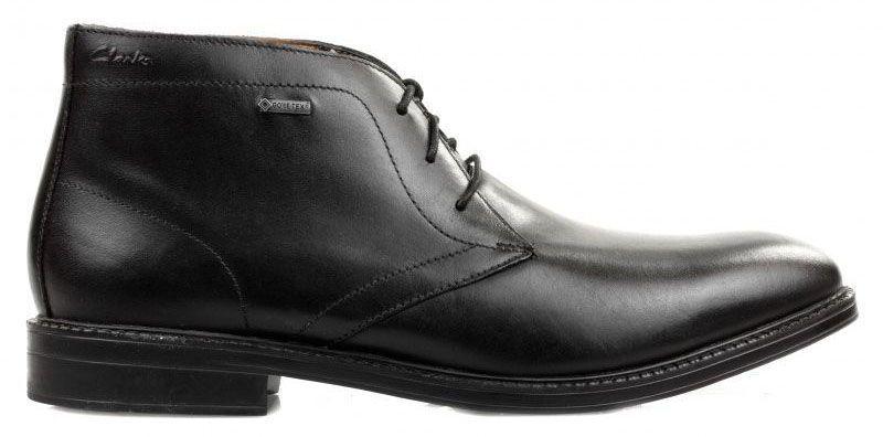Ботинки для мужчин Clarks Chilver Hi GTX OM2440 смотреть, 2017
