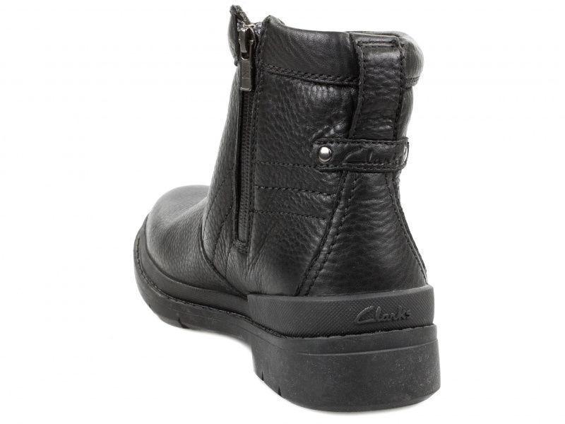 Ботинки мужские Clarks Kimball Zip OM2450 размеры обуви, 2017