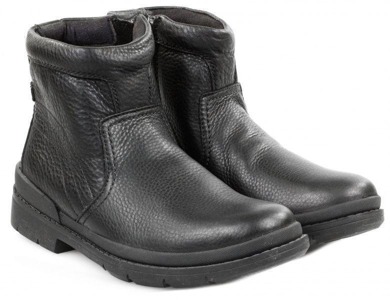 Ботинки мужские Clarks Kimball Zip OM2450 брендовая обувь, 2017