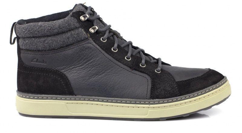 Ботинки мужские Clarks Lorsen Top OM2454 размерная сетка обуви, 2017