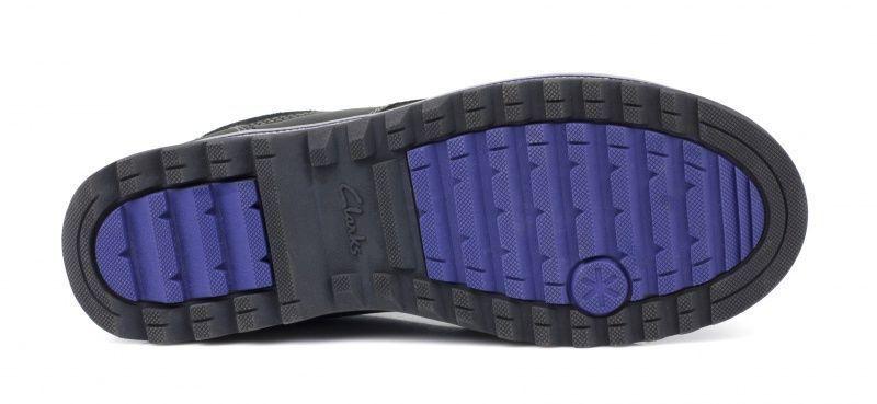 Ботинки мужские Clarks RipwayHill GTX OM2478 примерка, 2017