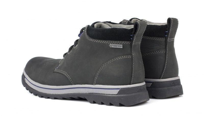 Ботинки мужские Clarks RipwayHill GTX OM2478 , 2017