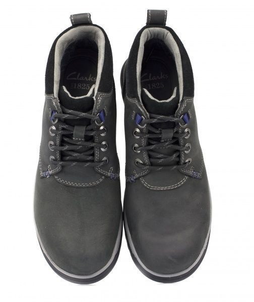 Ботинки мужские Clarks RipwayHill GTX OM2478 размеры обуви, 2017