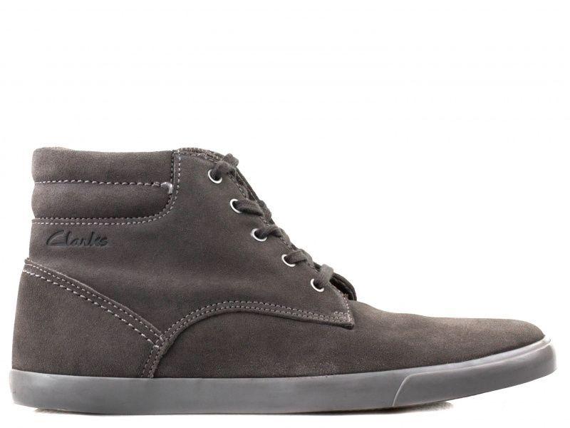 Ботинки мужские Clarks Torbay Top OM2492 размеры обуви, 2017