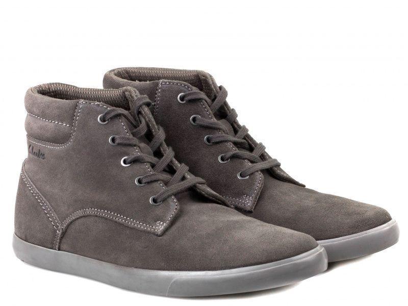 Ботинки мужские Clarks Torbay Top OM2492 купить обувь, 2017