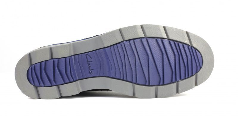 Ботинки для мужчин Clarks Varick Hill OM2495 примерка, 2017