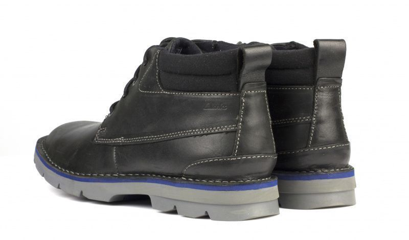 Ботинки для мужчин Clarks Varick Hill OM2495 , 2017