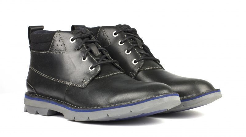 Ботинки для мужчин Clarks Varick Hill OM2495 фото, купить, 2017