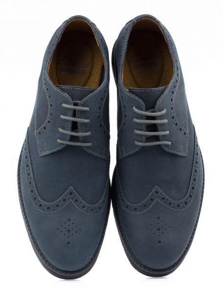 Полуботинки мужские Clarks Radwel Wing OM2574 модная обувь, 2017