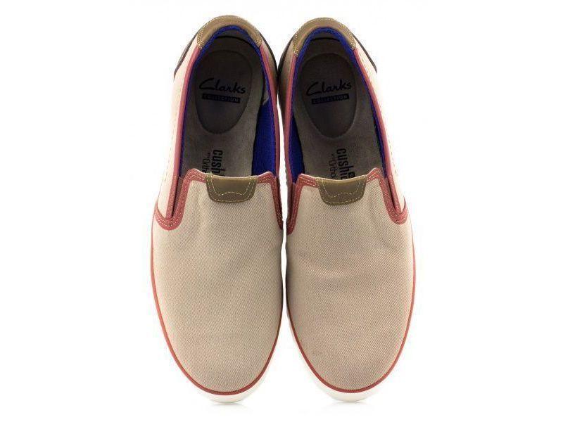 Cлипоны для мужчин Clarks Rorric Step OM2582 размеры обуви, 2017