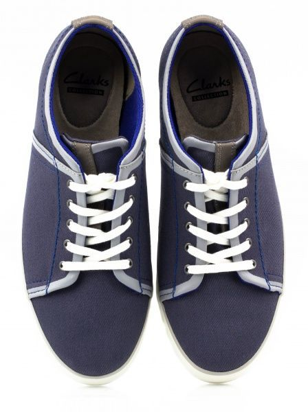 Полуботинки для мужчин Clarks Rorric Plain OM2583 брендовая обувь, 2017