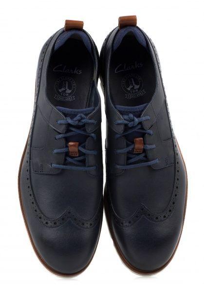 Полуботинки для мужчин Clarks TRIGEN LIMIT OM2588 брендовая обувь, 2017