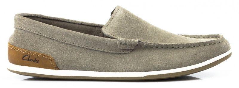 Мокасины мужские Clarks MEDLY SUN OM2608 брендовая обувь, 2017