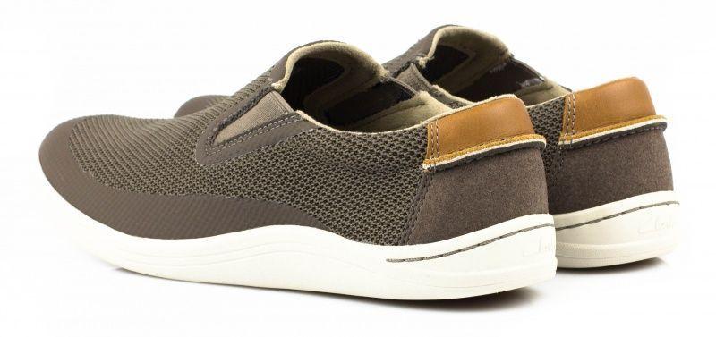 Clarks Cлипоны  модель OM2618 размерная сетка обуви, 2017