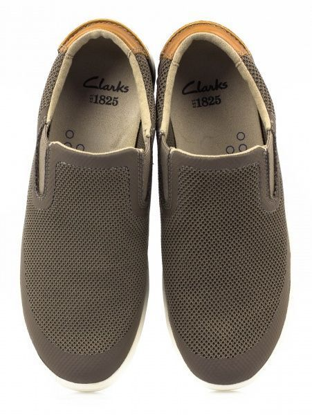 Cлипоны для мужчин Clarks MAPPED STEP OM2618 размеры обуви, 2017
