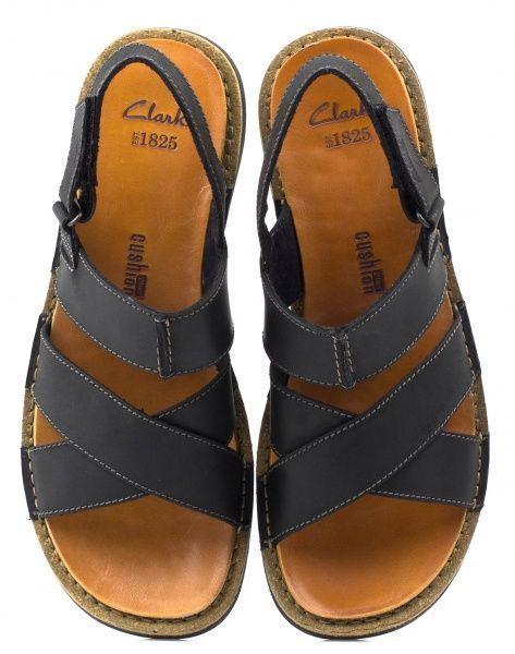 Сандалии для мужчин Clarks LYNTON BAY OM2622 размеры обуви, 2017