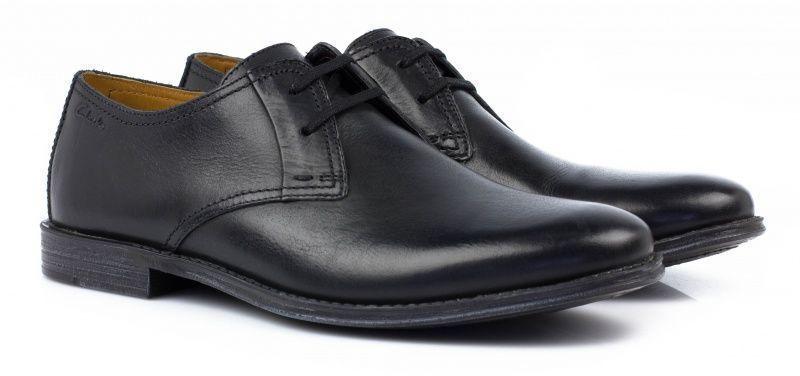 Clarks Полуботинки  модель OM2627 размерная сетка обуви, 2017