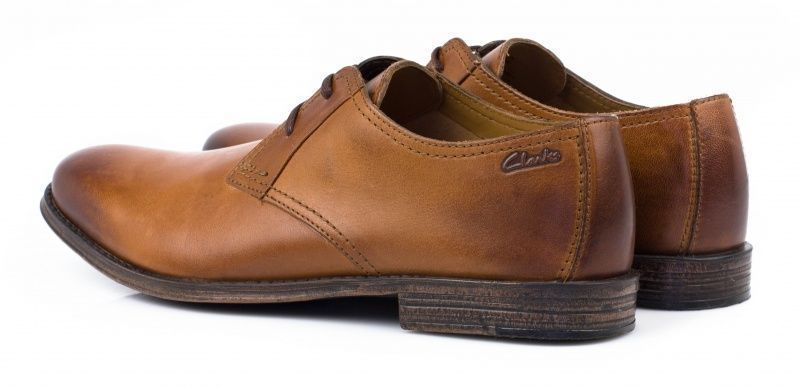 Полуботинки мужские Clarks Hawkley Walk OM2628 модная обувь, 2017