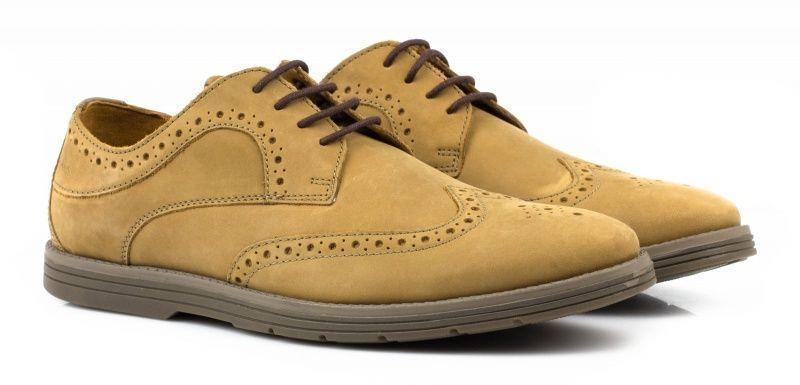 Clarks Полуботинки  модель OM2632 размерная сетка обуви, 2017