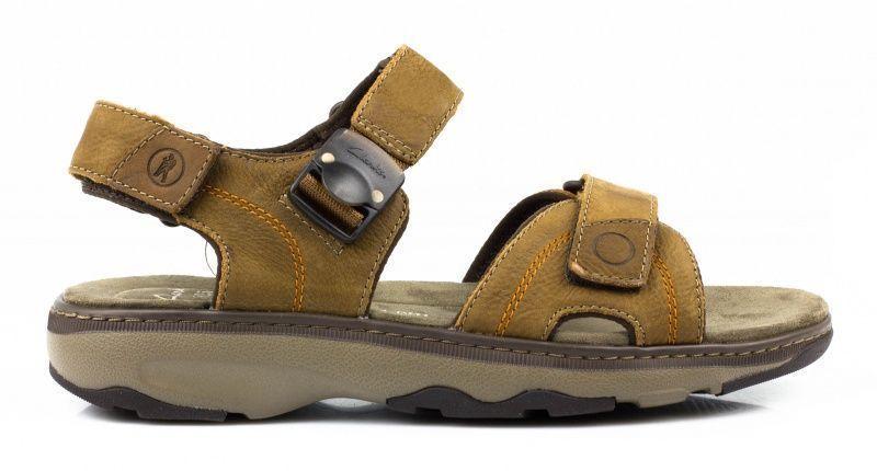 Сандалии мужские Clarks Raffe Sun OM2637 брендовая обувь, 2017