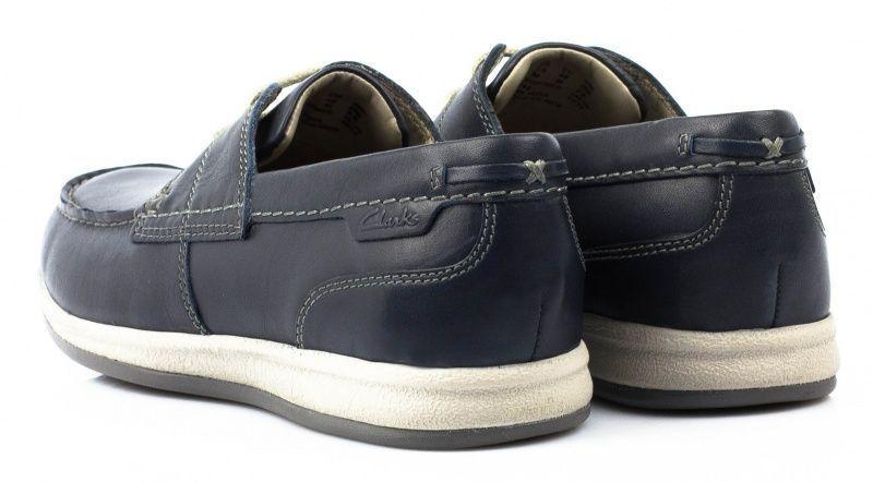 Мокасины мужские Clarks Fallston Style OM2638 размеры обуви, 2017