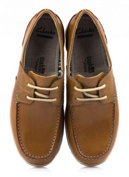 Мокасины мужские Clarks Fallston Style OM2639 фото, купить, 2017
