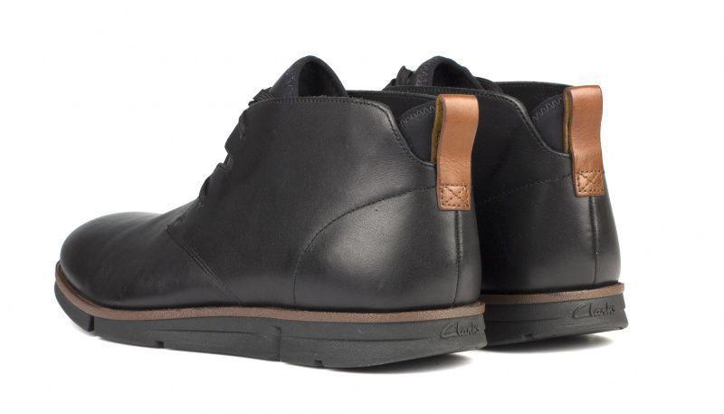 Ботинки для мужчин Clarks TRIGEN MID OM2642 примерка, 2017