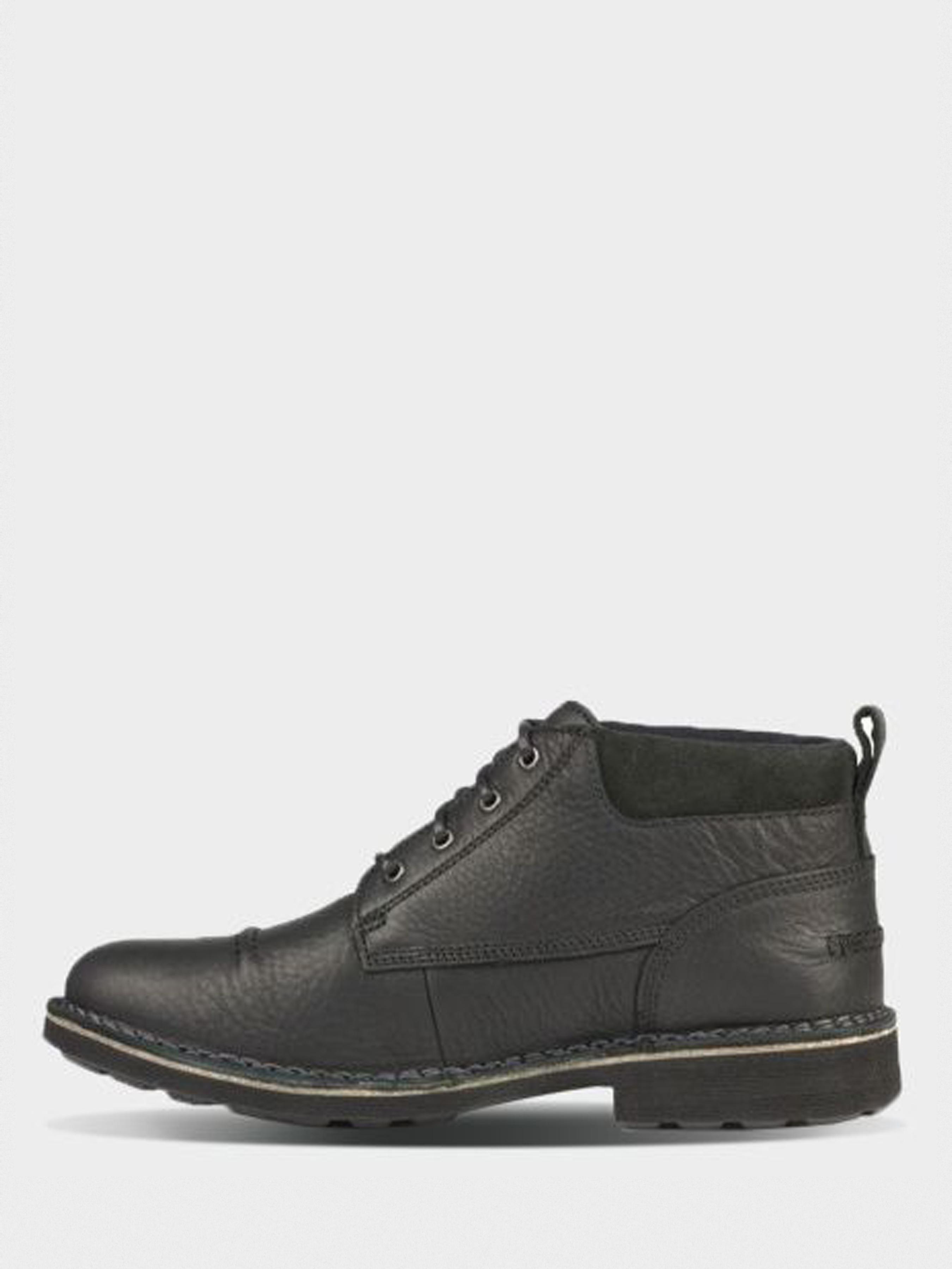 Ботинки мужские Clarks Lawes Top OM2643 купить обувь, 2017