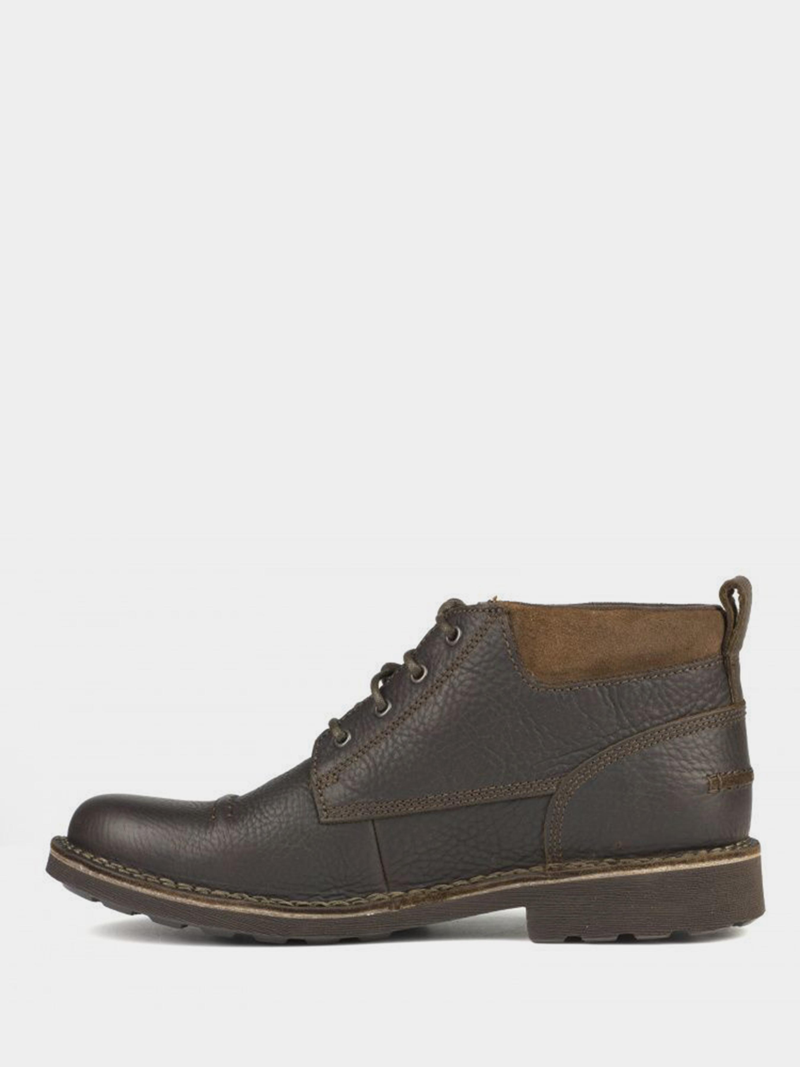 Ботинки мужские Clarks Lawes Top OM2645 купить обувь, 2017