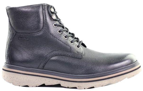 Ботинки для мужчин Clarks FRELAN TOP OM2655 примерка, 2017